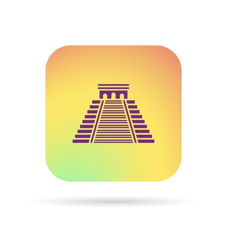 roo: Mayan Pyramid, landmark icon