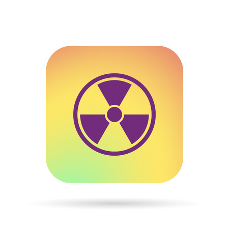 nuclear bomb: nuclear power icon