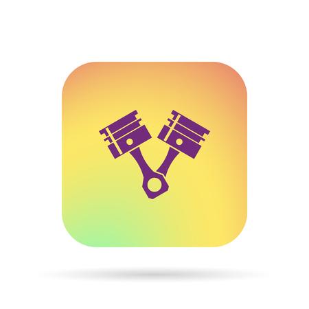 fuel rod: pistons icon