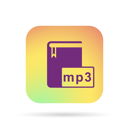 videobook: audio book icon