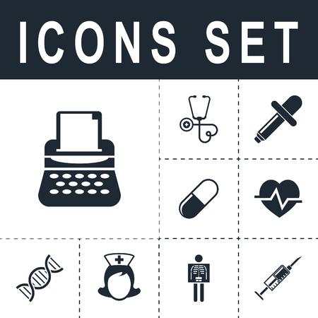 copywriting icon Stock Vector - 85724382