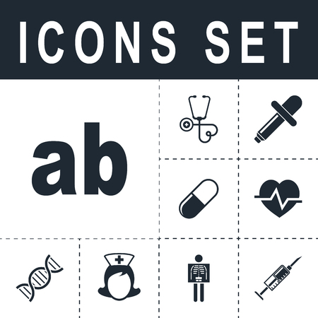 text or font icon