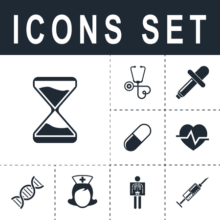 pendulum: clock glass icon