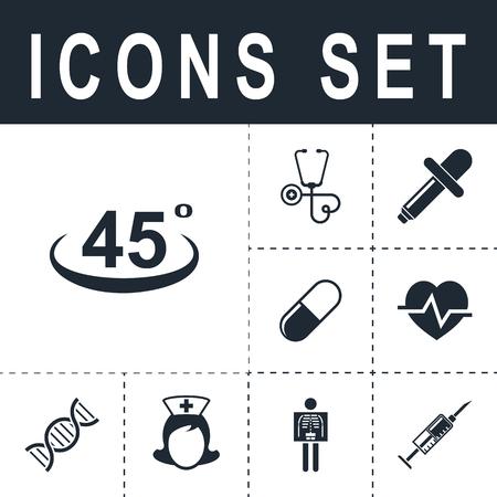 mathematics: Rotate, turn 45 icon. Illustration