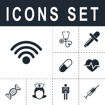 mobile device: Wireless icon Illustration