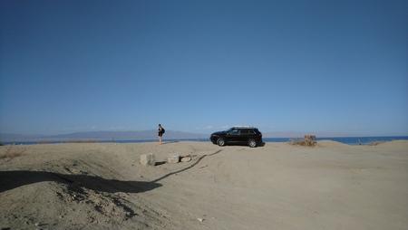 Desert Sea Shore