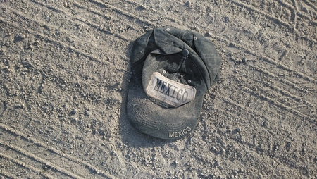 Mexico Hat Desert