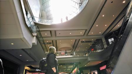 Toronto Mall Skylight Redactioneel