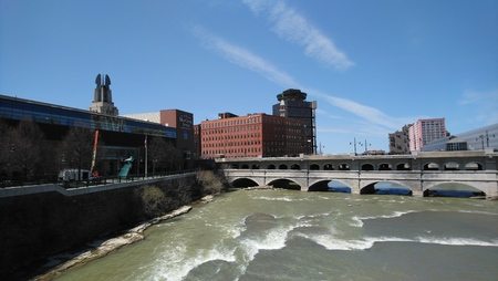 Rochester Genesee River