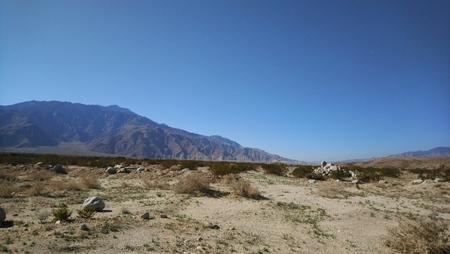 California Sonora Mountains