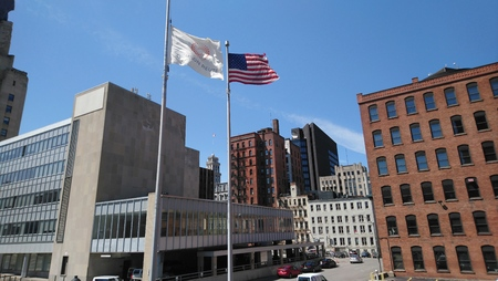 Rochester NY Flags
