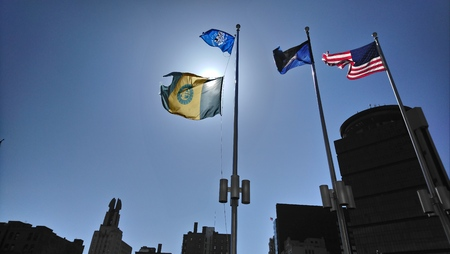 New York Flags