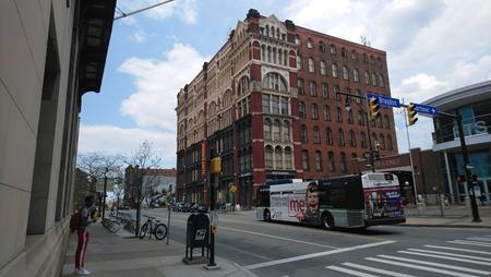 Rust Belt Downtown