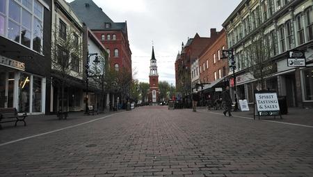 Burlington Vermont Street