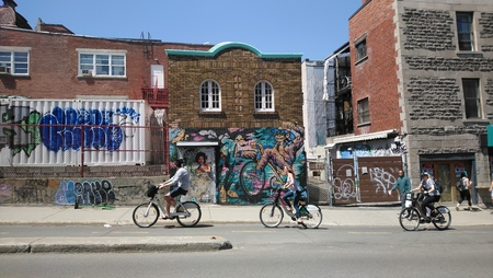 Montreal Bicycles