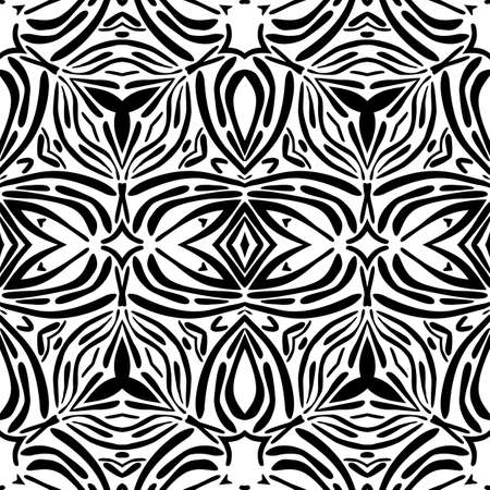 Arabian ornament seamless pattern for background