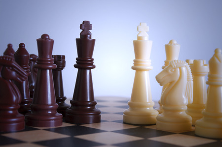 subjugation: Beginning chessmen combat