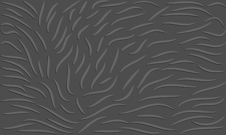 Grey lines abstract background texture Vector