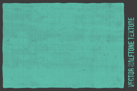 grange: Vector Halftone Texture - Graphic Resource for Retro Grange Scratched Designs - Vector Illustration