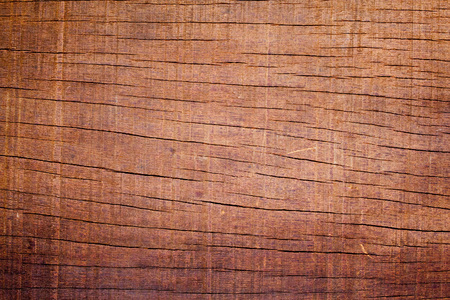 old wood: background red old wood with cracks Stock Photo