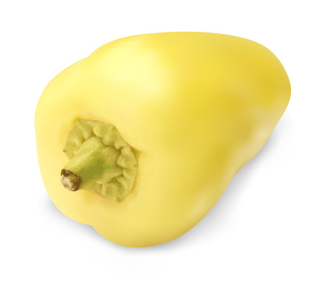 realistic white pepper