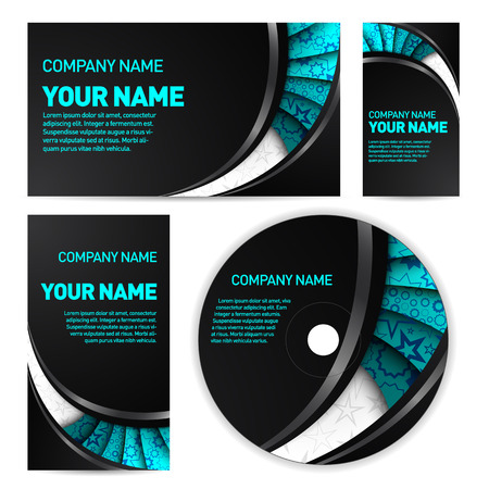 Corporate Business Cards Collection
