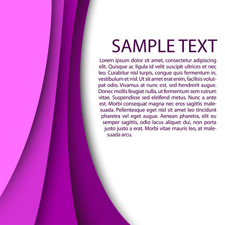 purple background: Abstract pink background with custom text copy space