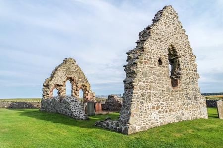 Rattray Church Ruin