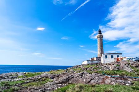 Lighthouse of Ardnamurchan, Scotland - United Kigdom