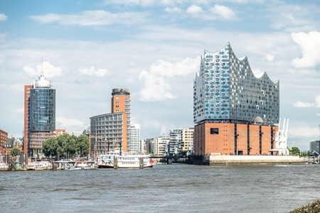 Hamburg, Elbphilharmonie, storage city