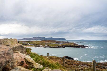 Rosgoill Peninsula ia a signature Point on the Wild Atlantic Way.