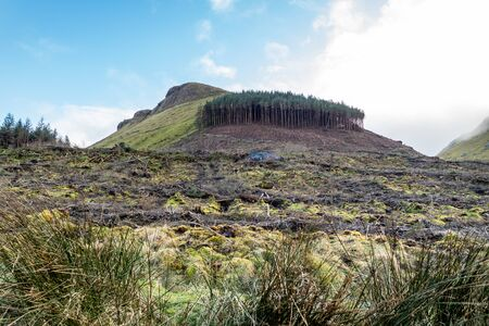 The Gleniff Horseshoe in County Leitrim - Ireland