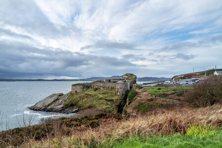 Fort Dunree, Inishowen Peninsula, County Donegal - Ireland 스톡 콘텐츠