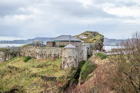 Fort Dunree, Inishowen Peninsula - County Donegal, Ireland