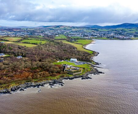 Buncrana life boat station is located north of the town beside Lough Swilly.