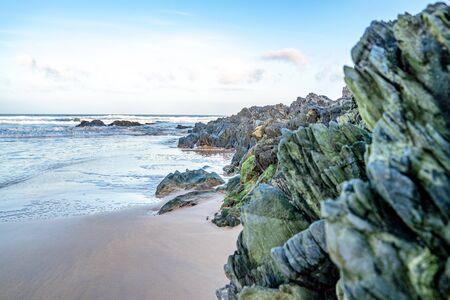 Culdaff beach, Inishowen Peninsula. County Donegal - Ireland
