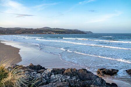 Culdaff beach, Inishowen Peninsula. County Donegal - Ireland.