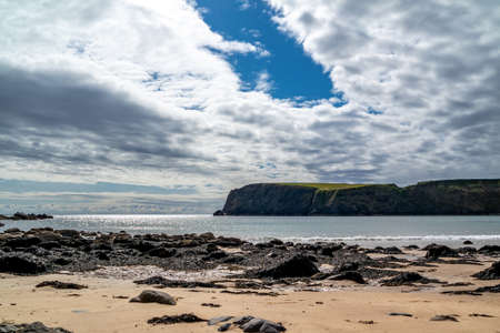 The Silver Strand in County Donegal - Ireland