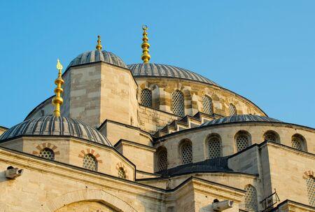 The Blue Mosque - Sultanahmet Camii - Istanbul, Turkey