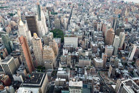Midtown Manhattan, Madison Square Park y Flatiron Building, Nueva York