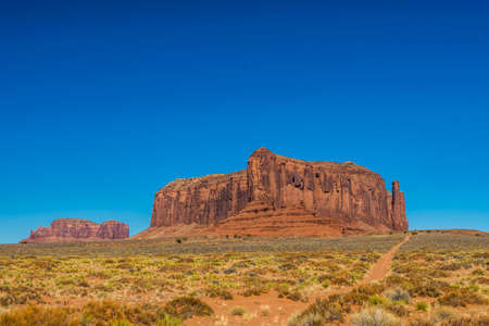 Monument Valley in Arizona, USA.