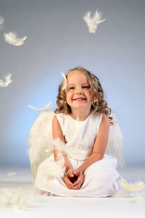 Little angel photo