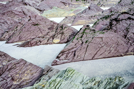 Colourful Rock Pattern