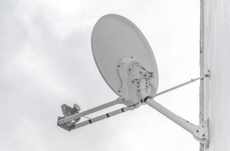 Satelite dish Zdjęcie Seryjne