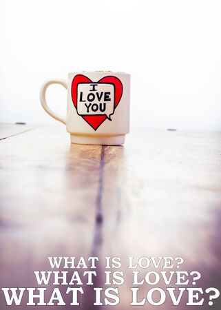 I love you but what is love
