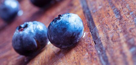 Blueberries May Help Prevent Heart Disease Banco de Imagens