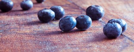 Blueberries may have benefits for your heart, brain, and blood sugar Banco de Imagens