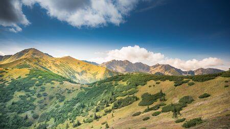 Hillwalking in Poland - breathtaking Tatra Mountains in Karpaty Range