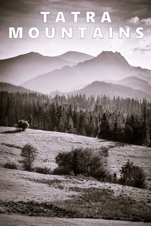Tatra Mountains - spectacular rocky mountains in southern Poland ideal for trekking