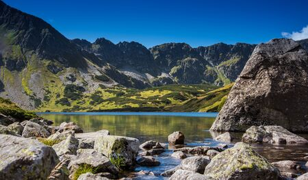 Dolina Pieciu Stawow Polskich - one of the most spectacular valleys in Tatra Mountains